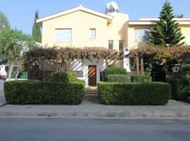 Danaos Townhouse, Ktima