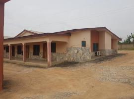 Kingsoffoe Hotel, Asebu