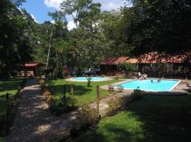 Pulhapanzak Waterfall Cabins, San Buenaventura
