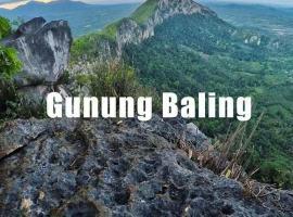 D'zda Homestay, Baling