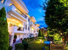 Villa Mandani, Limenas