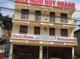 Huy Hoàng Hotel, Сапа