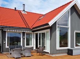 Holiday Home Åmland, Lyngdal