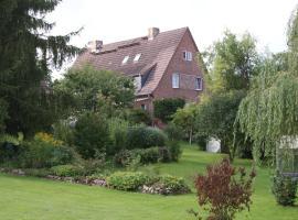 Ferienwohnung in Lübstorf am Schweriner See