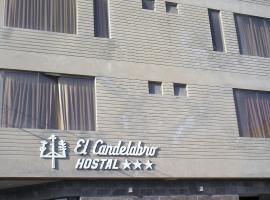 Hostal El Candelabro, Pisco