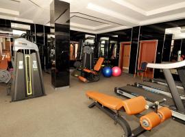 Soprom Hotel & Suites, Onitsha