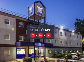 ibis budget Bourges, Bourges