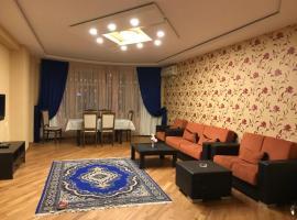 Apartment near Nizami str, Baku