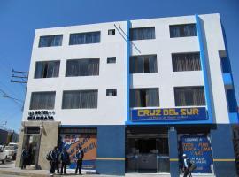Marhata, Arequipa