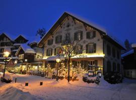 Hotel Olden, Gstaad