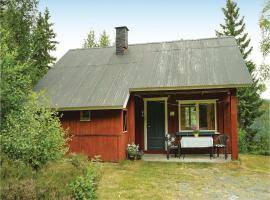 Holiday home Morgedal Nordskogveien, Morgedal