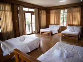 iMessiah Transient Family Room, Багио
