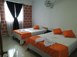 Hotel Puerta del sol, Nuquí