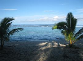 Oronga Beach, Ароранги