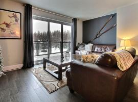 3 Bedroom Condo in Mont Saint Anne, Beaupré