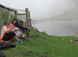 Kareri Village and Lake Camps, Dharamshala