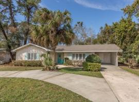 619 Bartow Street Holiday home, Saint Simons Island