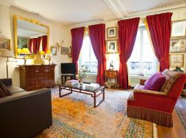 Apartment Penthievre, Париж