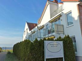 2-Zi-Ferienwohnung-Mueritzblick-direkt-am-Seeufer-perfekte-Lage-barrierefrei, 瓦伦