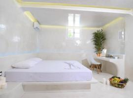 Unique Mykonos 52m²Luxury Apartment Sea side Ornos, Ornos