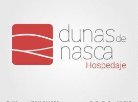 Hospedaje Dunas de Nasca, Nazca