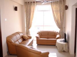 Sea view apartment, Dehiwala