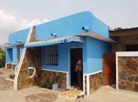 Jenali Guesthouse, Somanya