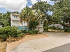 4318 6th Street Holiday home, Saint Simons Island