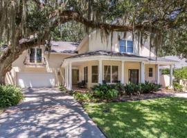 607 Neptune Way Holiday home, Saint Simons Island