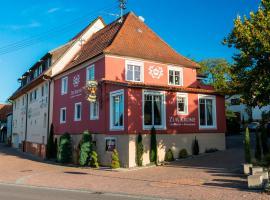 Landhotel Restaurant zur Krone