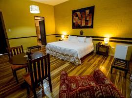 Yabar Hotel Plaza, Cuzco