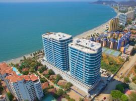 Exclusive Apartment - Ocean Front, Santa Marta
