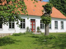 Luxury Apartment in Steffenshagen with Garden
