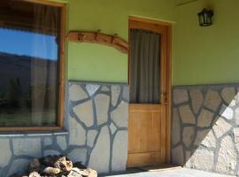 Paso de los andes, Villa Pehuenia
