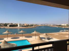 Beautiful 2 BD apartment in Fanadir Elgouna, Хургада