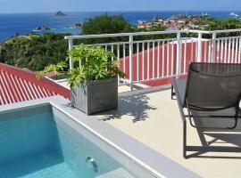 Villa Gros Ilets, Gustavia