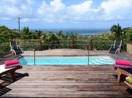 Villa Blue Horizon, Marigot
