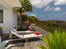 Villa Ti Agave 1 Bedroom, Marigot