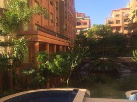 Appartement Maria, Marrakech
