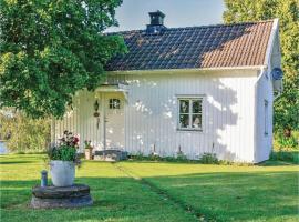 Holiday home Baggekullagård Blidsberg, Tomten