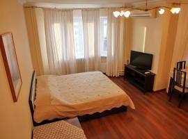 Studio-Apartment on Gerasima Kurina, Moscovo