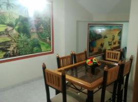Apartamento Arawak, Santa Marta