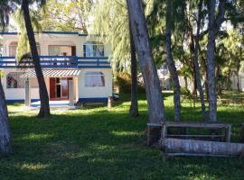 Oria Villa, Riambel