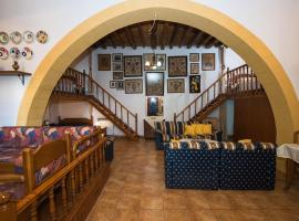 Casa Marina, Afántou
