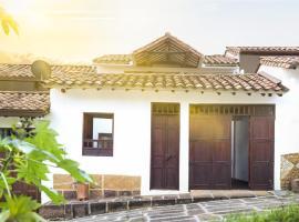 Casa De Huespedes Samuel, Barichara