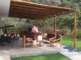 Casa de Campo Chinkay - Lunahuana, Lunahuaná