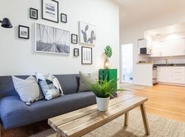 Two-Bedroom Apartment on Atlantic, Brooklyn