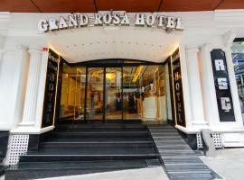 Grand Rosa Hotel, Estambul
