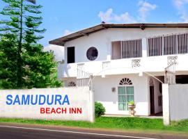 Samudura Beach Inn, Ahangama