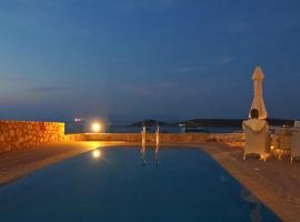 Kythira Golden Resort, Dhiakófti